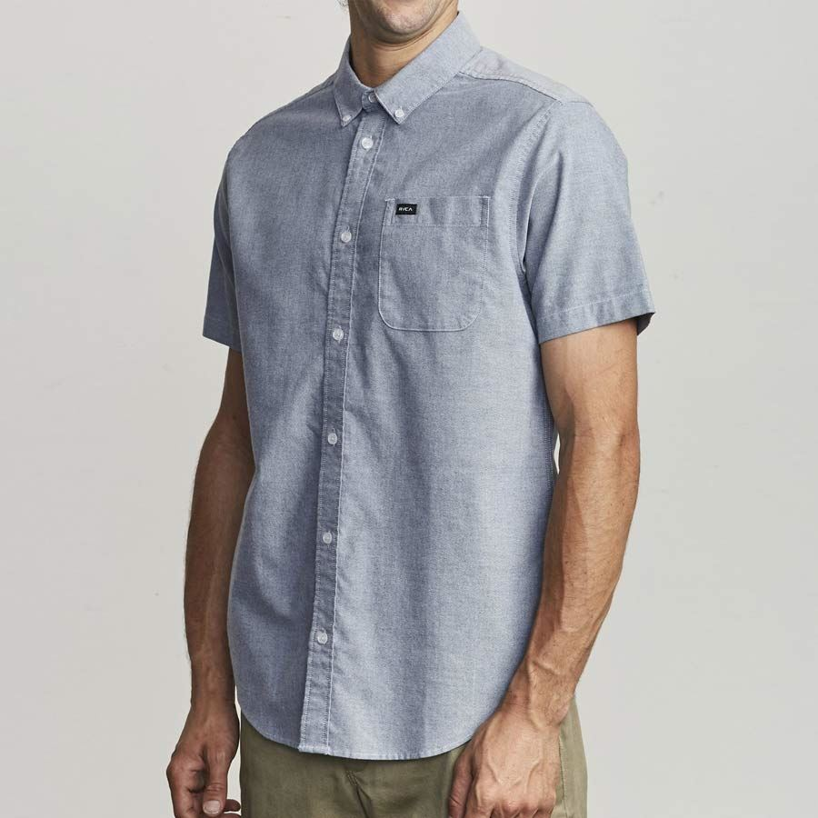 Chemise RVCA That'll do Stretch Distant Blue