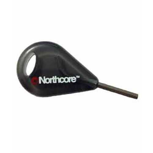 Clé FCS NORTHCORE Fin Screw