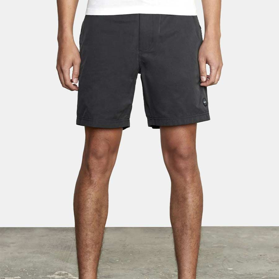 Boardshort RVCA Cliffs Hybrid Black