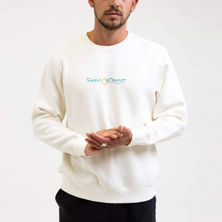 Pull RHYTHM Sound Vintage Fleece Crew