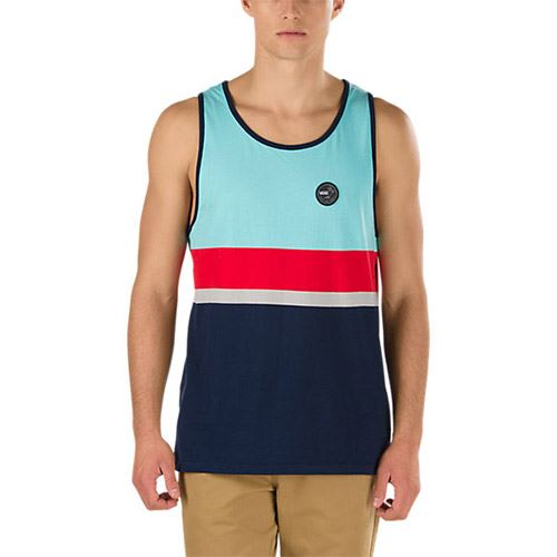 Débardeur VANS Lido Island Tank Dress Blues