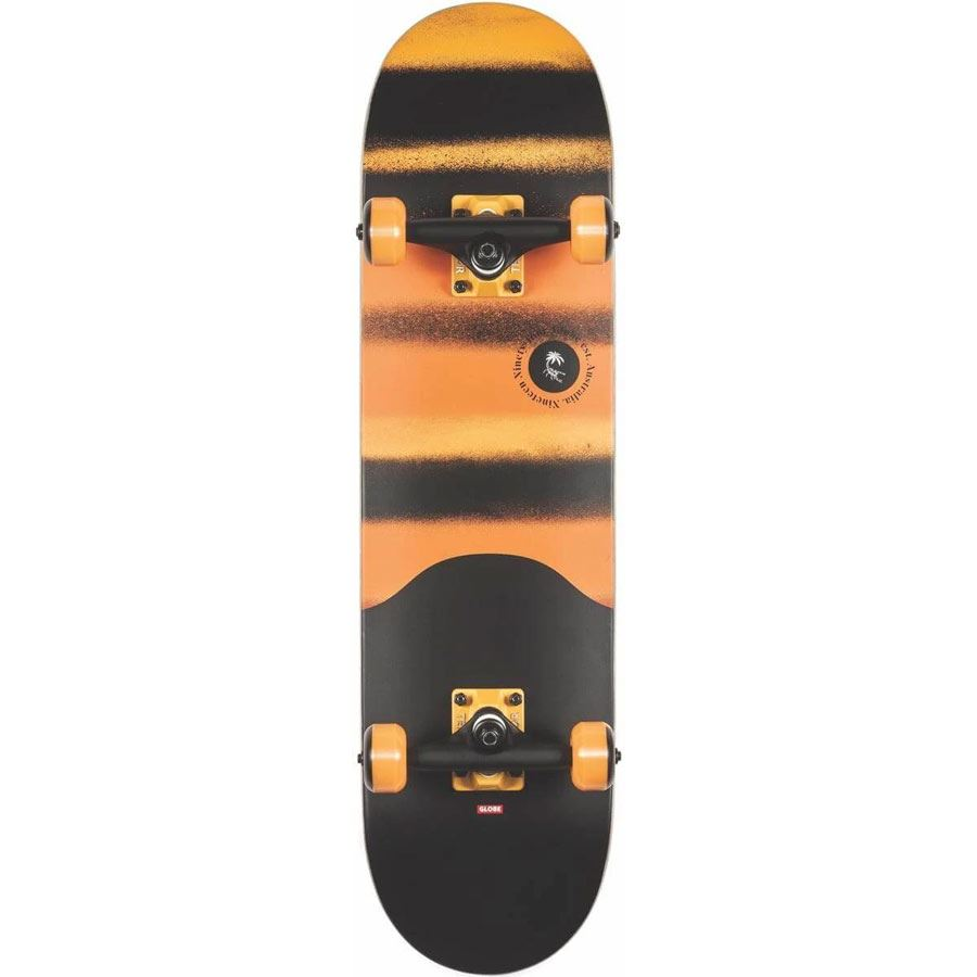 Skate GLOBE Argo Mid Gold Nuggets