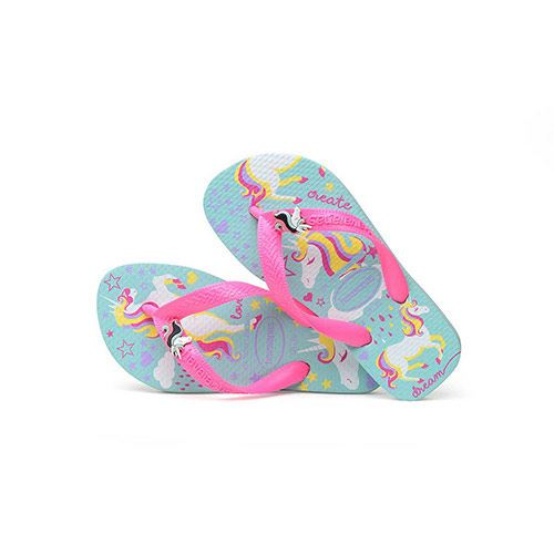Tongs Havaianas Fantaisy Ice Blue II