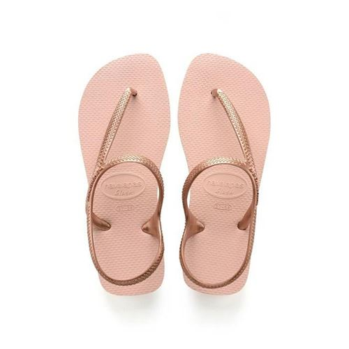 Tongs Havaianas Flash Urban Rose gold