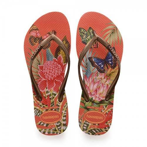 Tongs Havaianas Tropical Strawberry