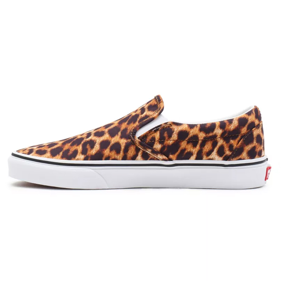 Chaussures VANS Leopard Classic Slip-On