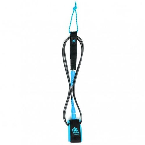 Leash Creature Of Leisure 8' Pro Ankle noir bleu