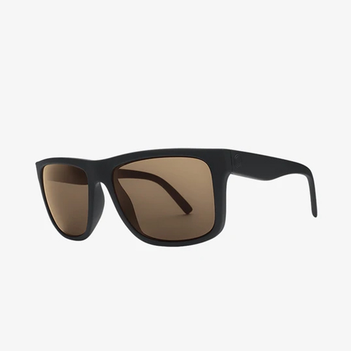 Lunettes ELECTRIC Swingarm XL Matte Black Bronze Polarized