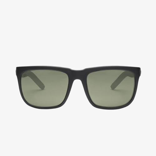 Lunettes ELECTRIC Knoxville S Matte Black OHM Grey Polarisées