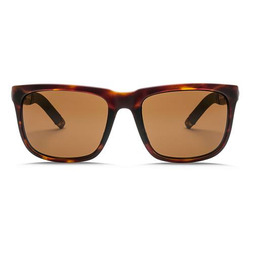 Lunettes ELECTRIC Knoxville S Matte Tortoise OHM Bronze