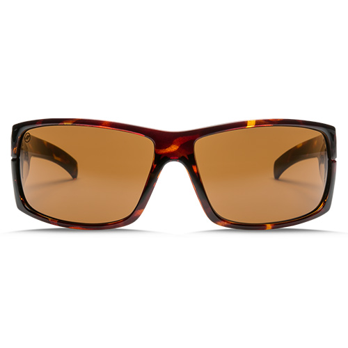 Lunettes ELECTRIC Mudslinger Gloss Tortoise OHM Bronze