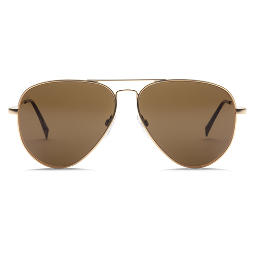 Lunettes ELECTRIC AV1 Large Gold OHM Bronze