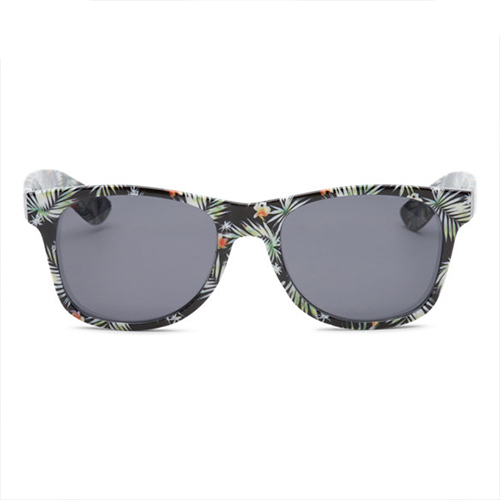 Lunettes VANS Spicoli 4 Shades Black Decay Palm