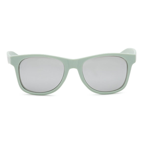Lunettes VANS Spicoli 4 Shades Split Green Frosted Silver Mirror