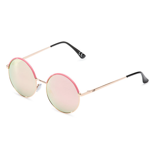 Lunettes VANS Circle of Life Rose Gold
