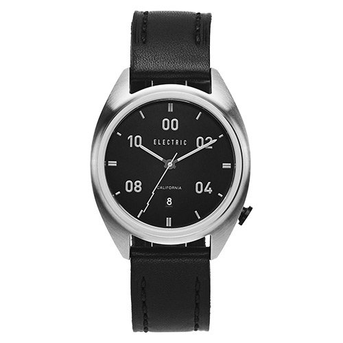 Montre ELECTRIC OW01 Leather Black