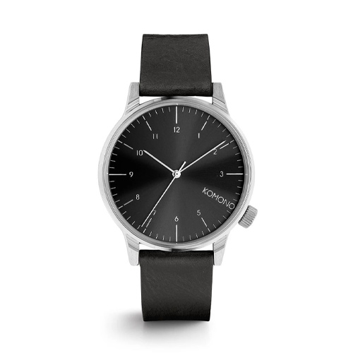 Montre KOMONO Winston Regal Black