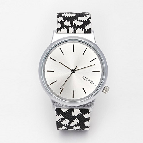 Montre KOMONO Wizard Print Series Nightflakes