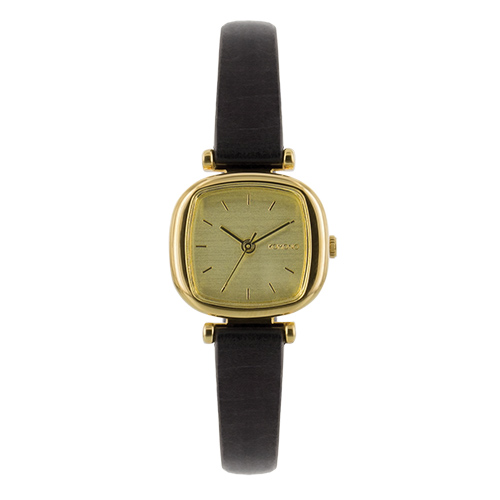 Montre KOMONO Moneypenny Gold Black