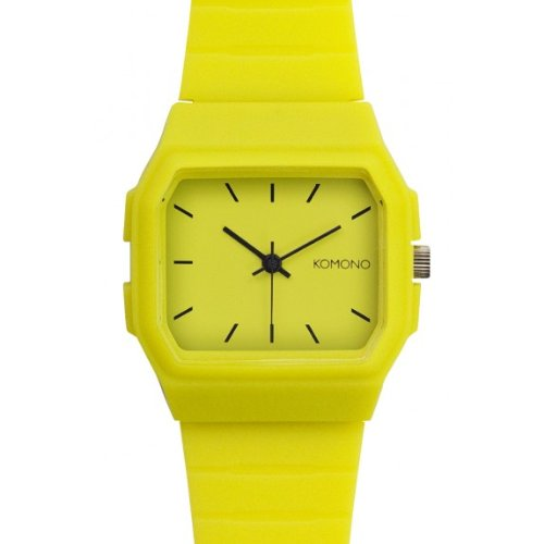Montre KOMONO Apollo Lime