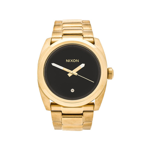 Montre NIXON Kingpin Gold Black