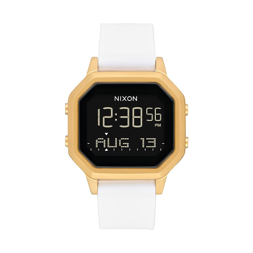 Montre NIXON Siren Gold White