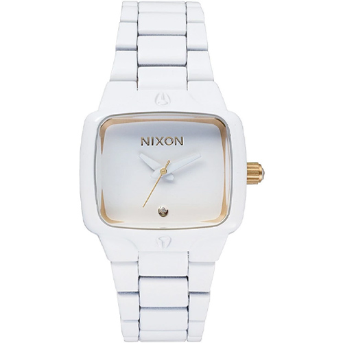 Montre NIXON Small Player White