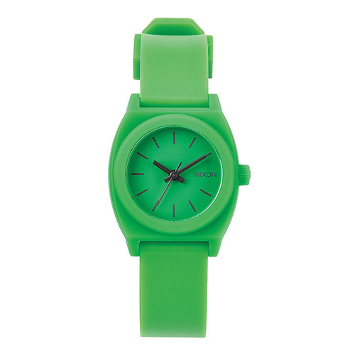 Montre NIXON Small Time Teller_P Green