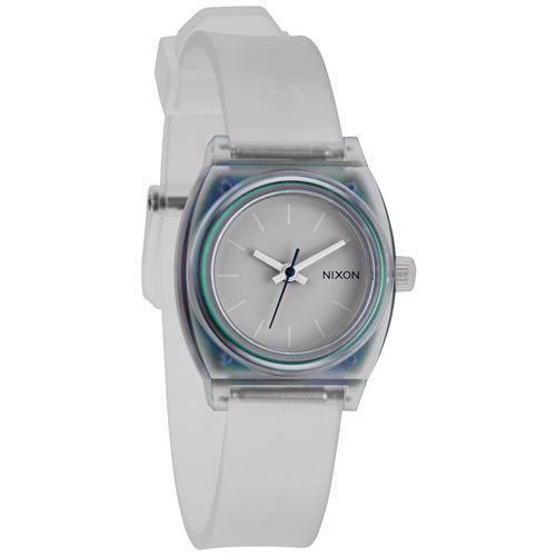 Montre NIXON Small Time Teller_P Translucent