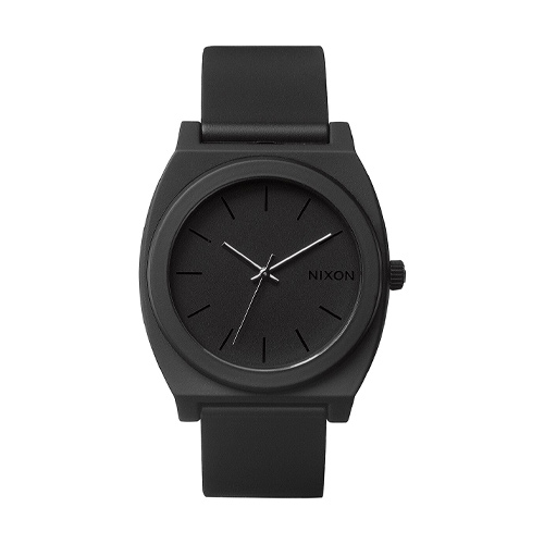 Montre NIXON Time Teller_P Matte Black