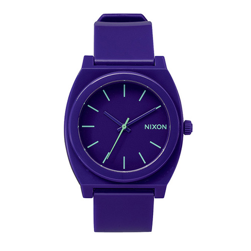 Montre NIXON Time Teller_P Purple Green