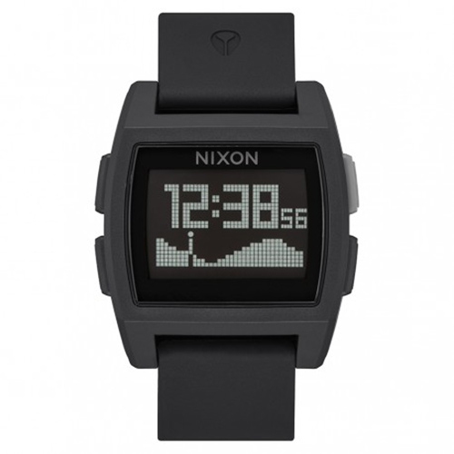 Montre NIXON Base Tide All Black