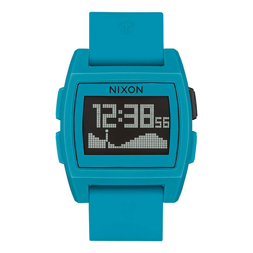 Montre NIXON Base Tide Blue Resin