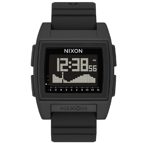 Montre NIXON Base Tide Pro Black