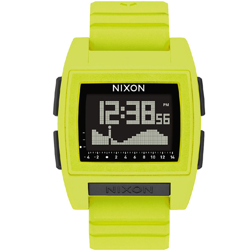 Montre NIXON Base Tide Pro Lime