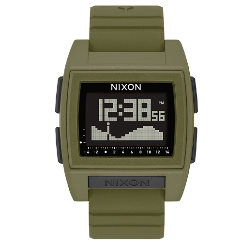 Montre NIXON Base Tide Pro Surplus