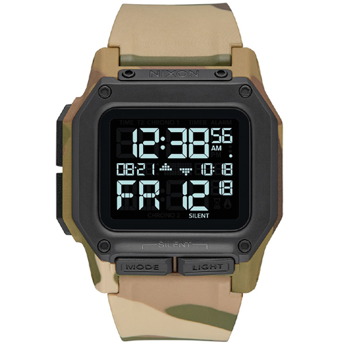 Montre NIXON Regulus Multicam