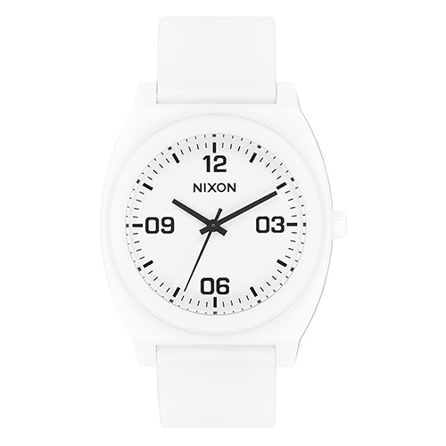Time Teller P Corp Matte White / Black