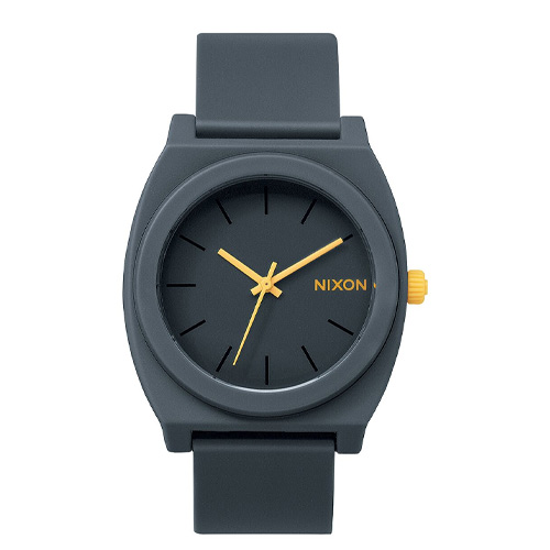 Montre NIXON Time Teller P 40mm Matte steel grey