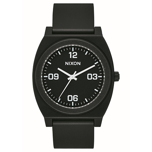Time Teller P Corp Matte Black / White