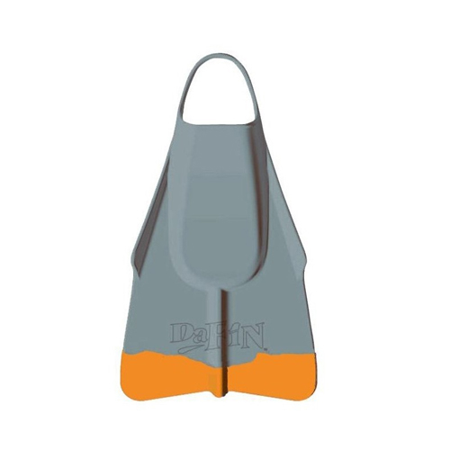 Palmes Bodyboard DAFIN Gris Orange