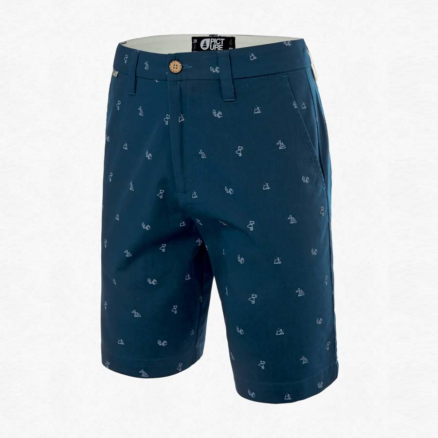 Short PICTURE Homme Parara Dark Blue
