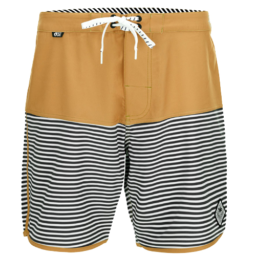 "Boardshort Homme PICTURE Andy 17"" Camel"