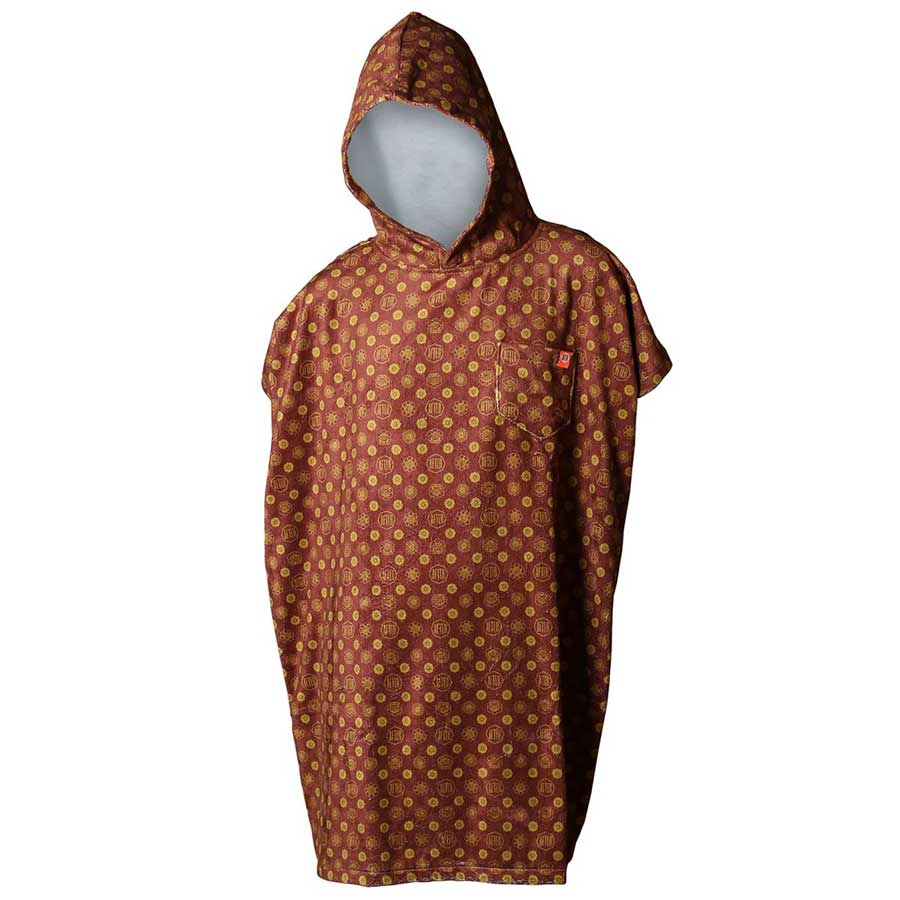 Poncho AFTER Iconic Brown