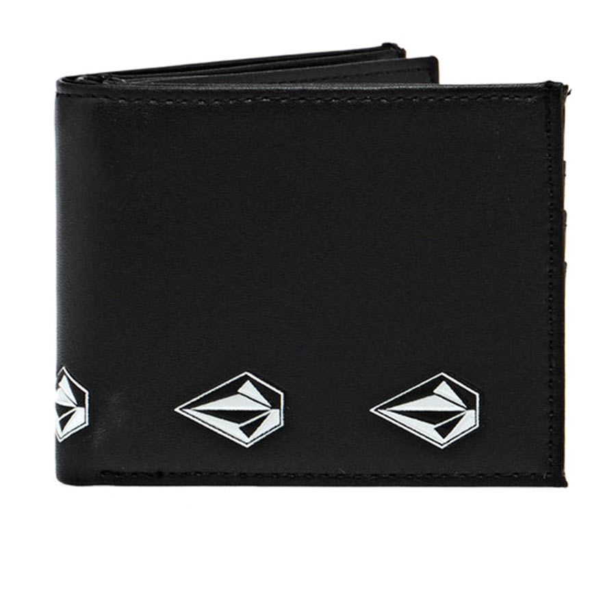 Portefeuille VOLCOM Empty PU New Black