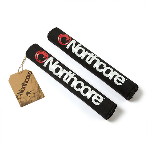 Protection Barres de Toit NORTHCORE Roof Bar Pads
