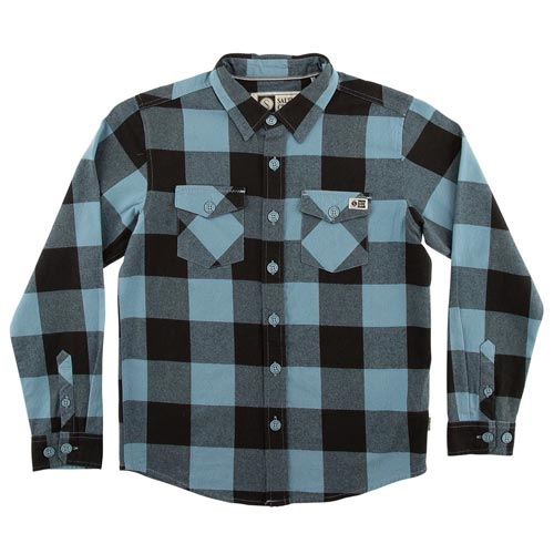 Chemise SALTY CREW Homme Buffer Flannel