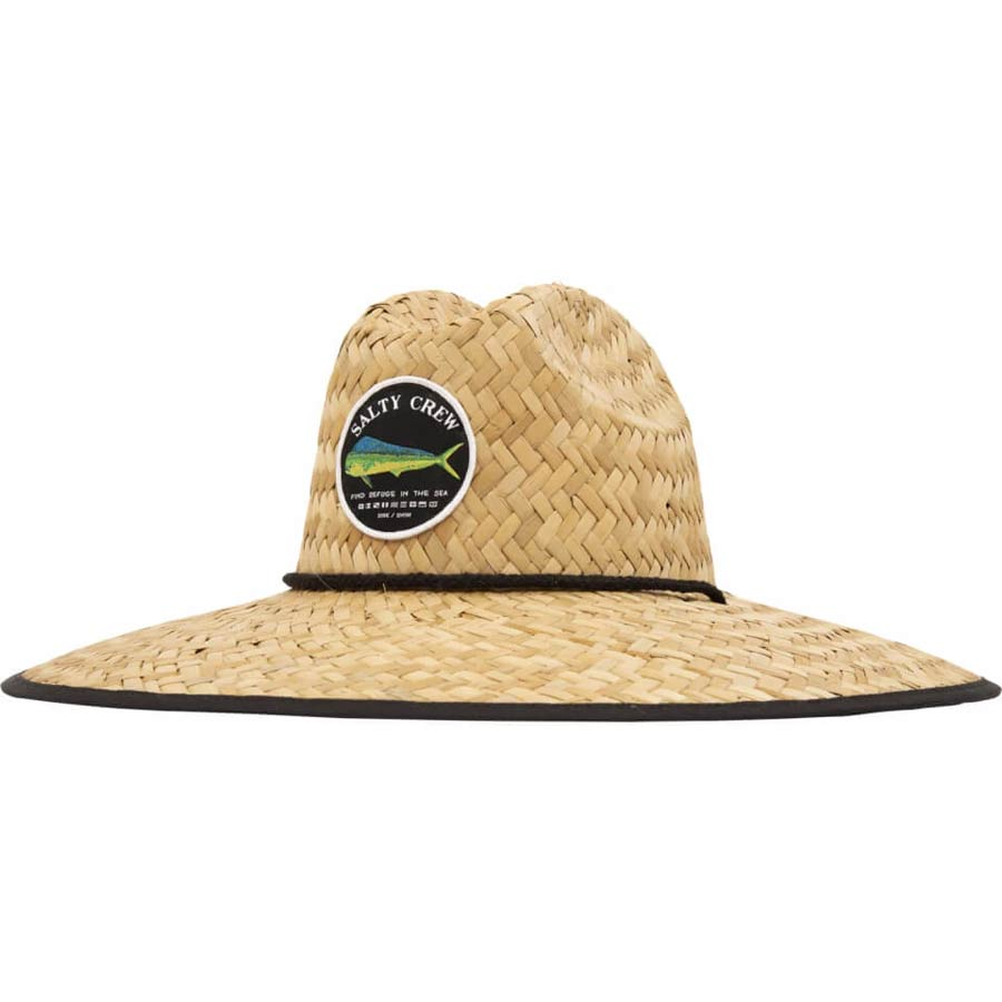 Chapeau de paille Salty Crew Cover Up Straw Hat Natural