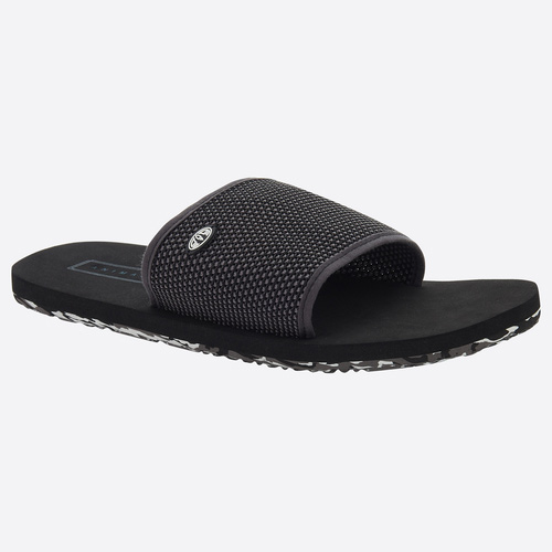 Sandales ANIMAL Korrupt Slider Black