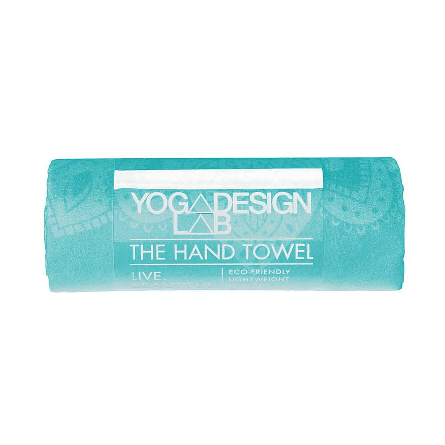 Serviette à Main YOGA DESIGN LAB Mandala Turquoise
